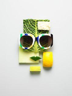 fresh summer eyewear, pinned by Ton van der Veer