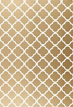 Morroco Antique Gold Wallpaper 5005873 by Schumacher Wallpaper. 50 Year Anniversary Sale - Up to off everything extended through June