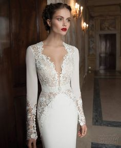 wedding dresses with sleeves for older brides - 2014 Wedding Dresses with Sleeves – Shoes and The Weddings