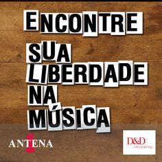 Liberdade na música!