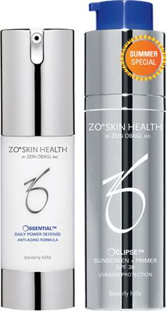 Enjoy the sun, but be SUNsmart with our Sun Care kit! Can be purchased now on our shop for $150 ($65 value).