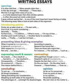 sentence starters to aid essay structure  teacher things  essay  writing an academic essay means fashioning a coherent set of ideas into an  argument