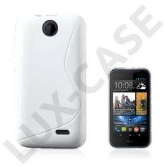 Lagerlöf (White) HTC Desire 310 Cover Cover