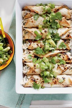 Spring one dish meals