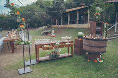 Casamento em Campo Belo = Carol + Perera - Berries and Love