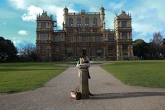 Wollaton Hall rear elevation. One of my favourite places in the world! And if its good enough for Batman then its good enough for me!! (_the film was disappointing though!) Photo by Beverley Perkins Photographer