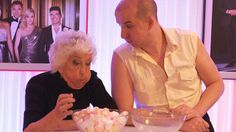 They've proved they can cut it on the Britain's Got Talent stage but how competitive are our Finalists backstage? See who can stuff the most marshmallows in their mouth while saying 'Chubby Bunny'. Candy Party Games, Britain Got Talent, Backstage, Bunny, Challenges, Amazing, Hare, Rabbits, Bunnies
