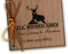 Elk Mountain Ranch---colorado.  heard its great!  Lots to do and great for the family!