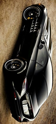 MERCEDES-BENZ SLR by Levon