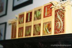 thanksgiving wooden blocks
