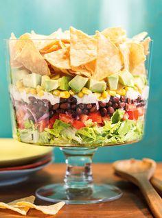 Salade Santa Fe                                                                                                                                                                                 Plus