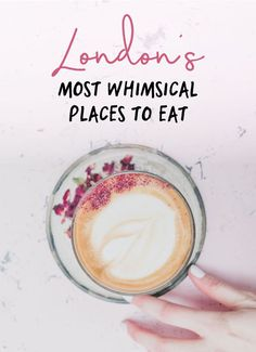 9 Whimsical Restaurants & Eateries you must try in London London Food, London Cafe, London Pubs, Voyage Europe, London Places, England And Scotland, England Uk, All I Ever Wanted, Things To Do In London