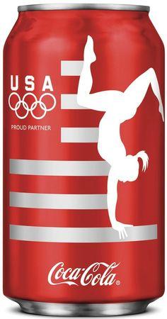 Coca Cola does the Olympics :)    www.brayola.com