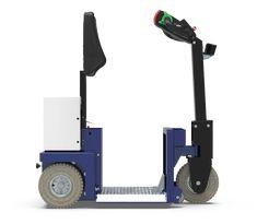 K2 Zallys, Elektrický Tříkolový Transportní Prostředek - Tahač Se Stojícím Řidičem. Rychlost - 10km/h; Tažná kapacita až 1 500kg; Max. sklon - 15%. Tažné zařízení s rychlým připojením a odpojením nosičů nákladu. Snadná přeprava osob a tažení vozíků ve výrobě, v obchodě a v logistice. Stationary, Vacuums, Home Appliances, House Appliances, Domestic Appliances, Vacuum Cleaners