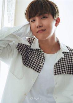 BTS X AN-AN Magazine Jung Hoseok | Cr. bts_ririy