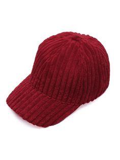 Gorra de terciopelo-Sheinside