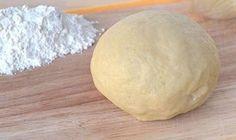 Fond de tarte léger WW, recette d'une bonne pâte à tarte légère sans matière grasse, , rapide à faire et simple à étaler et à congeler.
