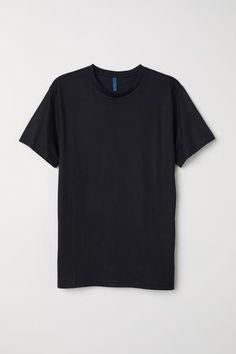 newest collection 4a201 d6c49 T-shirt. Svarta MänKläder