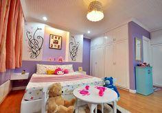 Kids Room Decoration for Girl
