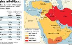 Sciiti e sunniti, come capire in cinque punti di cosa si parla Sappiamo tutti di cosa si parla quando si fa riferimento a sciiti e sunniti nel mondo islamico? Quanti sanno che dietro allo scontro attuale tra Iran e Arabia Saudita c'è anche un'antica storia di ri #iran #arabiasaudita #siria #yemen