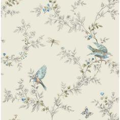 Heligan Cream Wallpaper: Image 1