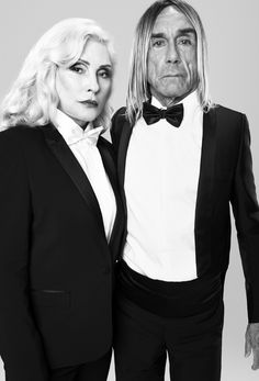 Perfect Couple - Deborah Harry & Iggy Pop
