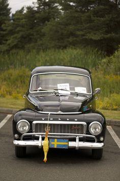 Classic Volvo.  July, 2011 - Miles Micheletti