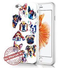 Cute Dog Watercolor Art Fashion Design iPhone 6 6s Case P... http://www.amazon.com/dp/B01E1IT9PS/ref=cm_sw_r_pi_dp_KNtnxb13HGK2T