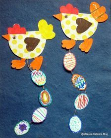 Easter Crafts for Kids which are surely gonna be a hit Easter Arts And Crafts, Easter Projects, Bee Crafts, Spring Crafts, Preschool Crafts, Holiday Crafts, Kids Crafts, Easter Games, Easter Activities
