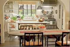 Elements of Style Blog   Which Nancy Meyers Kitchen Would You Choose   http://www.elementsofstyleblog.com