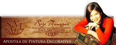 Apostila de pintura Decorativa Rose Menezes