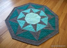 EQ8 Lessons with Lori – Stardrop Table Topper – Part 2 | The Electric Quilt Blog