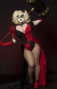 Jaycee Cosplay as Harley Quinn #Alissa.Jess.Cosplays. By Studio 95 Photographix.