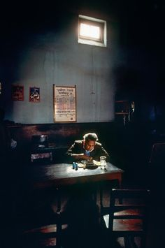Steve McCurry's  Solitude and Silence  INDIA  #photo #magnum #india