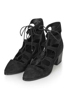 JILL Ghillie Shoes - Shoes- Topshop