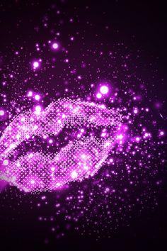 Purple lips by jessie Purple Lips, Purple Haze, Shades Of Purple, Purple And Black, Pink Purple, Purple Glitter, Royal Colors, Lip Colors, Colours
