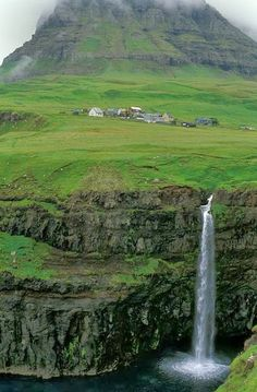 Faroe Islands. The unspoiled and beautiful.