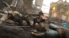 Desde Ubisoft han dado cuenta de For Honor con un extenso gameplay junto a sus responsables, explicando muchas cosas interesantes