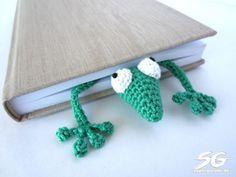 Amigurumi Gecko Häkelanleitung