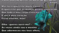 Poema à Mãe - Eugénio de Andrade  -  HD