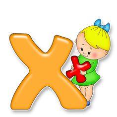 "Photo from album ""Детский алфавит"" on Yandex. Alphabet For Kids, Alphabet Art, Monogram Alphabet, Capital Alphabet, Minnie Png, Rubrics, Paper Crafts, Letters, Album"