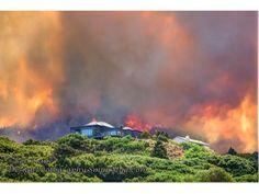 Colorado Springs Wildfire, evacuates over 32,000 people : Colorado Springs Gazette, CO