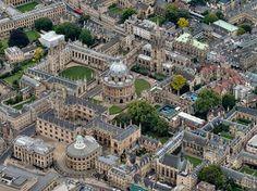 Oxford University, Oxford, UK | via Facebook