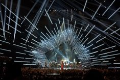 Designs fit for Kanye and a future king – the stage worlds of Tom Scutt | Stage | The Guardian