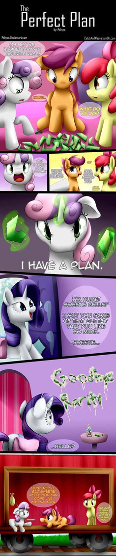 The Perfect Plan by ApplesToThe