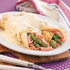 different vegetable dishes - Food Waffle Pizza, Brunch, Different Vegetables, Wrap Sandwiches, Light Recipes, Vegetable Dishes, Main Meals, Meal Prep, Delish