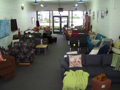 Visit our Second-hand showroom in Stratford to snap up a bargain - Furniture, La-Z-Boy, Bedding, Ornaments etc..