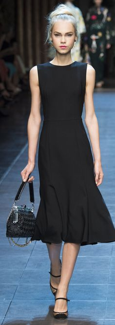 Spring 2016 Ready-to-Wear Dolce & Gabbana