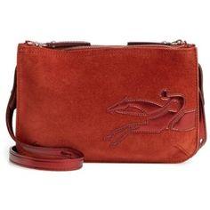Women's Longchamp Shop It Crossbody Bag
