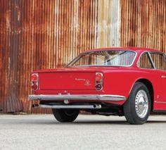 Car Porn: 1963 Maserati Series I Sebring - Airows